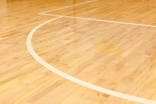 Basketball, Floor, Gym.